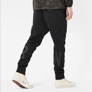 G-Star Raw Black Joggers